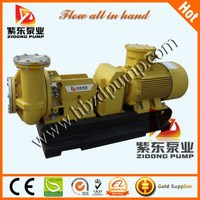 River sand suction pump for extracting sand from water
