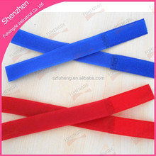 red and blue high quality luggage,wood, ankle,rishing rod strap ties