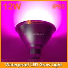 North America LED Hydroponic Light Supplier / North America 12W LED Growing Light Factory / North America 12W LED Grow Lamp