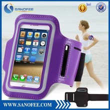 Anti-Slip Reflective Armband for Outdoor Sporting, Waterproof Cell phone Case