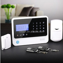 wifi security alarm system ,Wireless Home Alarm System Wifi Set,Workable with RFID wireless keypad