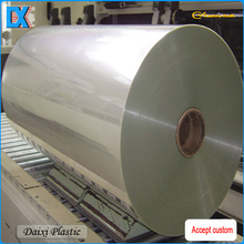 Packing material pp pet pvc rigid film plastic transparent pp pet film