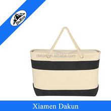 Cotton Canvas Tote Bag For Shopping DK14-2560/Dakun