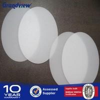 White color plexiglass acrylic tube light diffuser sheet