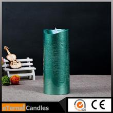 Brand new crystal candle led flashing wedding gift made in China