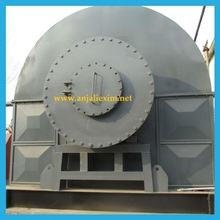 Less Polluted Waste Tyre Pyrolysis Plant