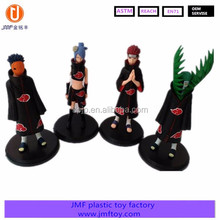 PVC Japanese naruto action figure OEM