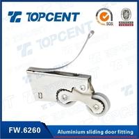 Furniture accessories plastic caster wheel roller for aluminium sliding door