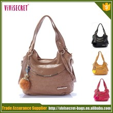 Guangdong Factory Directly PU Shoulder Tote Handbags Manufacturer