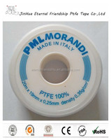 Heat resistant ptfe tape sealing tape oil & gas resistant PTFE sealtape