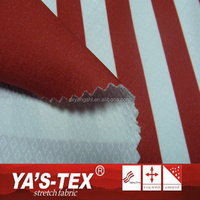 Stretch Waterproof Fabric Made From Plastic Bottles Recycled Fabric