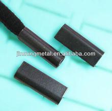 19mm Consejos Cordón No Pinchazos Brass metal