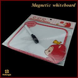 China gold supplier Best sell magnet moving whiteboard with lines