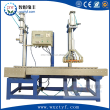 weighing type semi-automatic liquid filling equipment