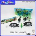 Calidad Superior juguete de plástico Pequeños Animales de Granja