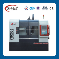 VMC500 cnc mini milling machine/cnc small milling machine