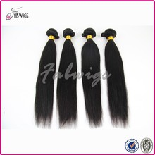 Fabwigs cheap wholesale top quality human hair weave, hair extension in dubai, 8~30inch instock hair weaving