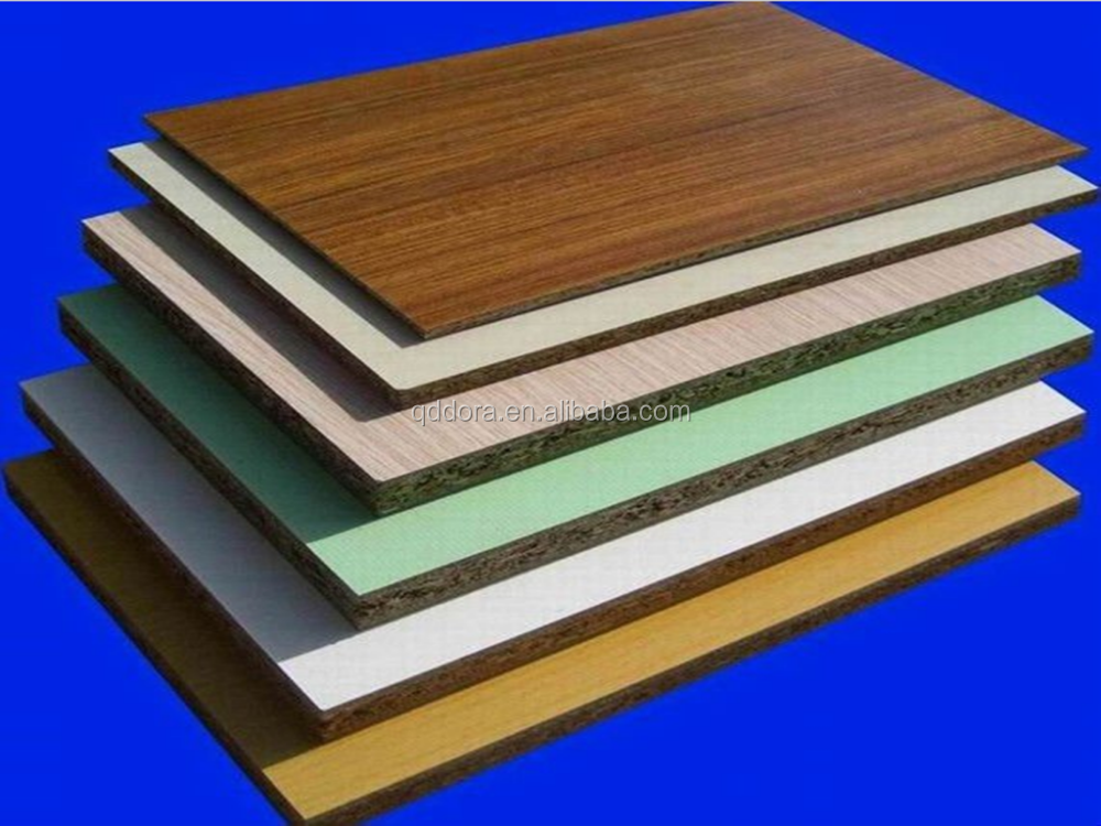 Packing plywood standard size mdf board melamine faced