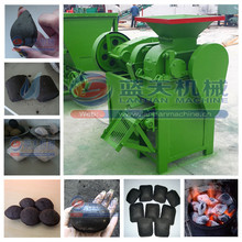 Professional manufacturer and supplier charcoal coal briquette making machine
