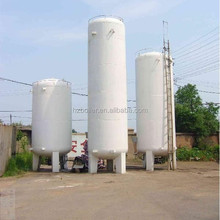 CFL type steel vertical cryogenic lng tank