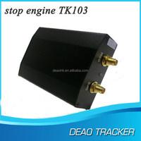 100% Original Best Engine Disable SOS Alarm Accurate Vehicle GPS Tracker TK103