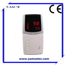 SPO2 and Pulse Rate Test Pulse Oximeter Easy for Carrying and Handling