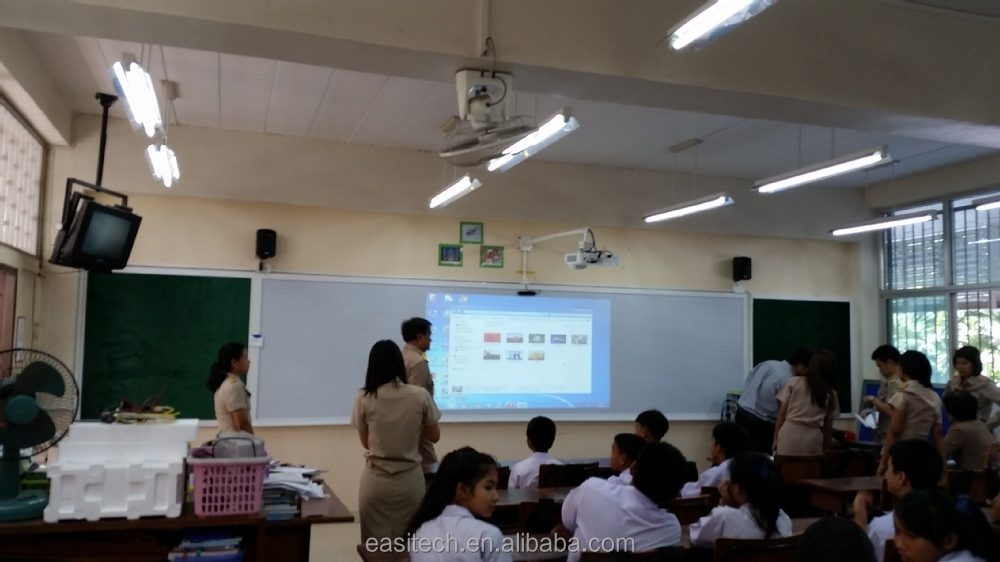 Definition Modular Classroom : Educational equipment laser portable infrared based
