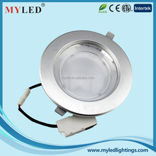 hot sale white reflector CRI>70 18w 6inch dimmable led downlight best quality new designed smd recessed led ceiling downlight