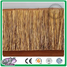 Types of round best thatch roof tiles