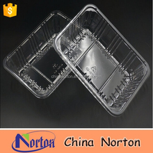 disposable snacks, brown sugar ,white sugar plastic packaging box NTPC- 246B