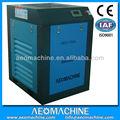 AC con inyección de aceite del compresor de aire 10 HP