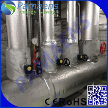 Removable Antifreezing outdoor insulation blanket for oil pipe, heat insulation