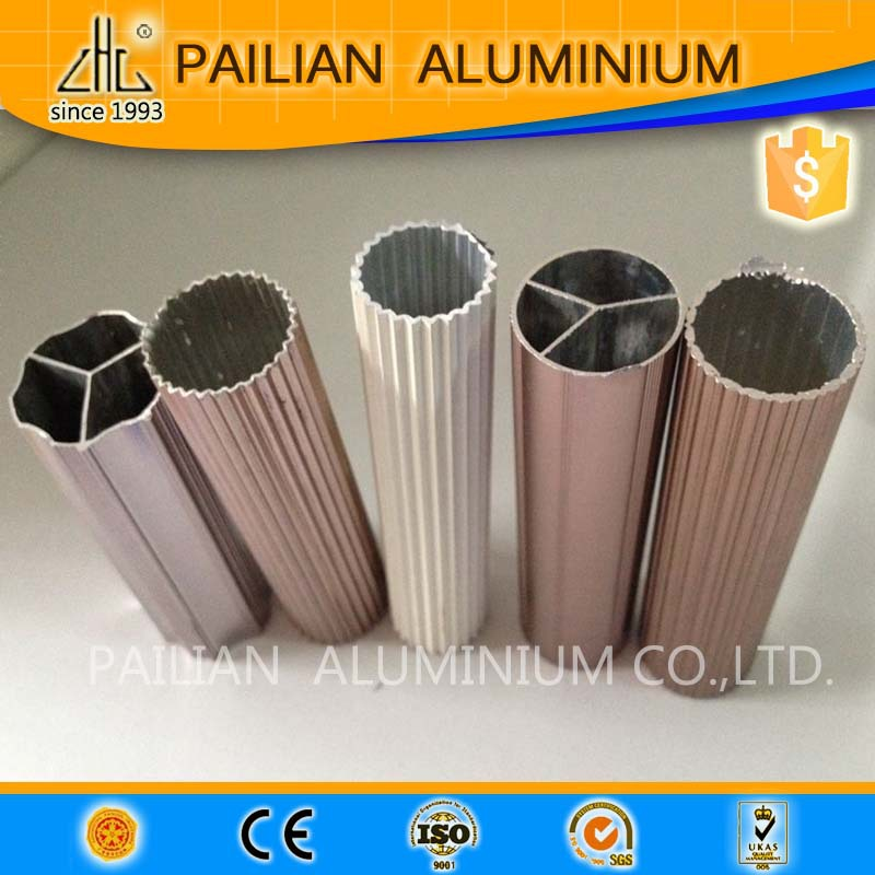 Pailian Aluminum Curved Curtain Rod,Arc Shower Curtain Rod Extrusion ...