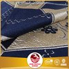 Jacquard fabric supplier Latest Design Cheap Colorful fabric for covering sofa cushions