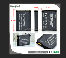 For Samsung BP70A Lithium-Ion Battery a lightweight replacement Samsung cameras
