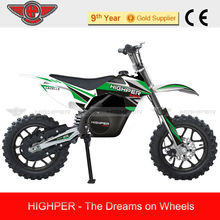 500W Automotive Electric Dirt Bike, Electric Mini Cross Bike