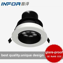 Samsung SMD5630 led plafond recessed ceiling light