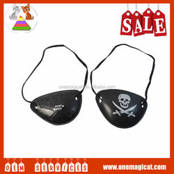 Pirates of the accessories pirate eye patch halloween party props J045