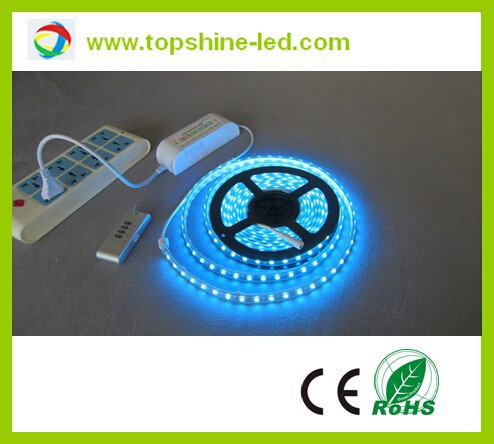 super bright 120 volt leds ip65 5m 60smd rgb 5050 led strip light. Black Bedroom Furniture Sets. Home Design Ideas