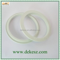 white waterproof silicone rubber gasket, Manufacturer/ISO-TS16949