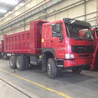 HOWO Sinotruk 6x4 tipper truck truck load of sand