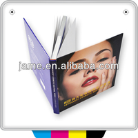 2013 high quality gloss art paper oriflame cosmetics catalogue design