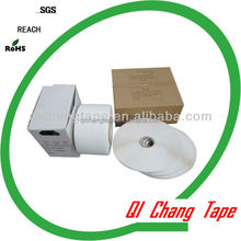 18mm 500m permanent sealing tape for LDPE courier mail bags