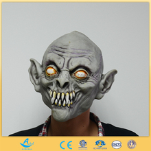 famous movie charater mask plastic mask for Halloween or costume ball