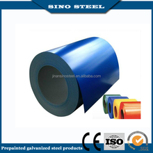 Color painted galvanized steel coil for construction industry