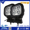 "2nd generation orignal Y&T 2015 Cheap accessories 7"" Y&T led headlamp 7"" led headlight"