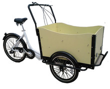 2015 hot sale 3 wheel electric reverse cargo tricycle