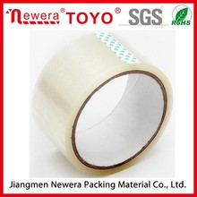Transparent packaging tape bopp film water based acrylic adhesive