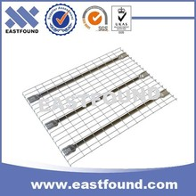Galvanized Welded Mesh Wire Shelving For Racking System
