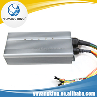 Intelligence 24v 100a pwm dc controller for electric motor controller